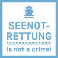 Stoppt das Sterben, nicht die Rettung! #freeiuventa