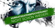 Mitmachen: Verfassungsbeschwerde unterstützen! Wer nicht auf Argumente hören will, muss sich verklagen lassen. Die Vorratsdatenspeicherung kommt, und wir ziehen wieder ein mal nach Karlsruhe. Dafür brauchen wir Ihre Unterstützung. Zeichnen Sie mit!